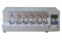 HT-1046中底纤维板曲折试验机