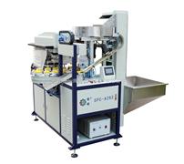 SPC-A262瓶盖移印机||全自动印瓶盖双色油盅机